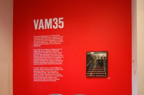 VAM35 Wall at AGM