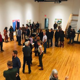 TAG 2019 Juried Exhibition Reception