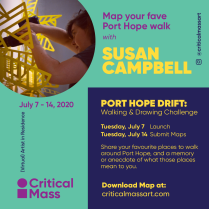 Susan Campbell at Critical Mass AIR