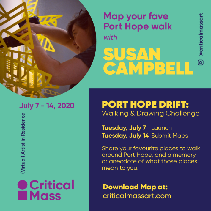 Susan Campbell at Critical Mass AIR